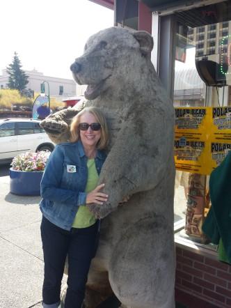 1 Bear Hug