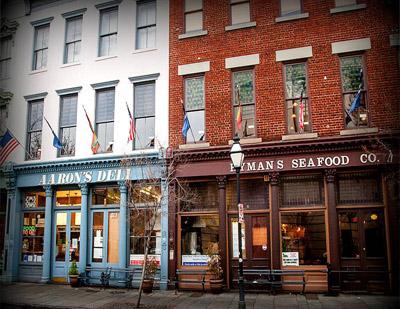 Hyman's Seafood Restaurant