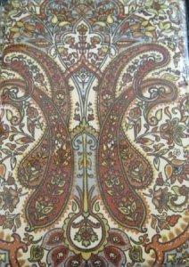 Tahari Paisley Scroll pattern