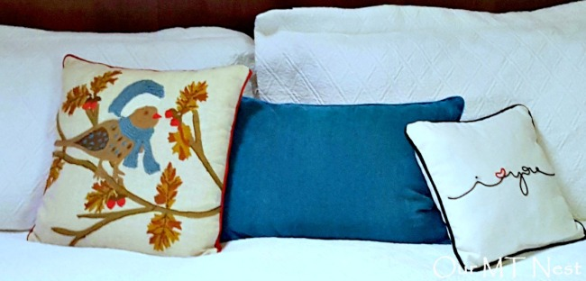 bed pillow ew