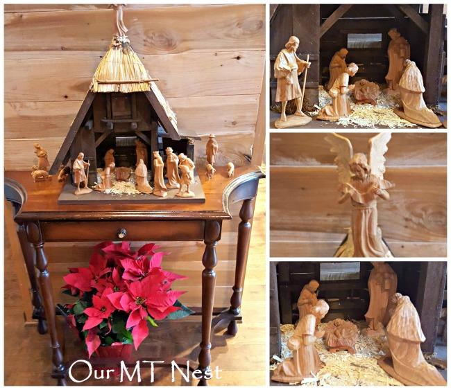 nativity Collage w