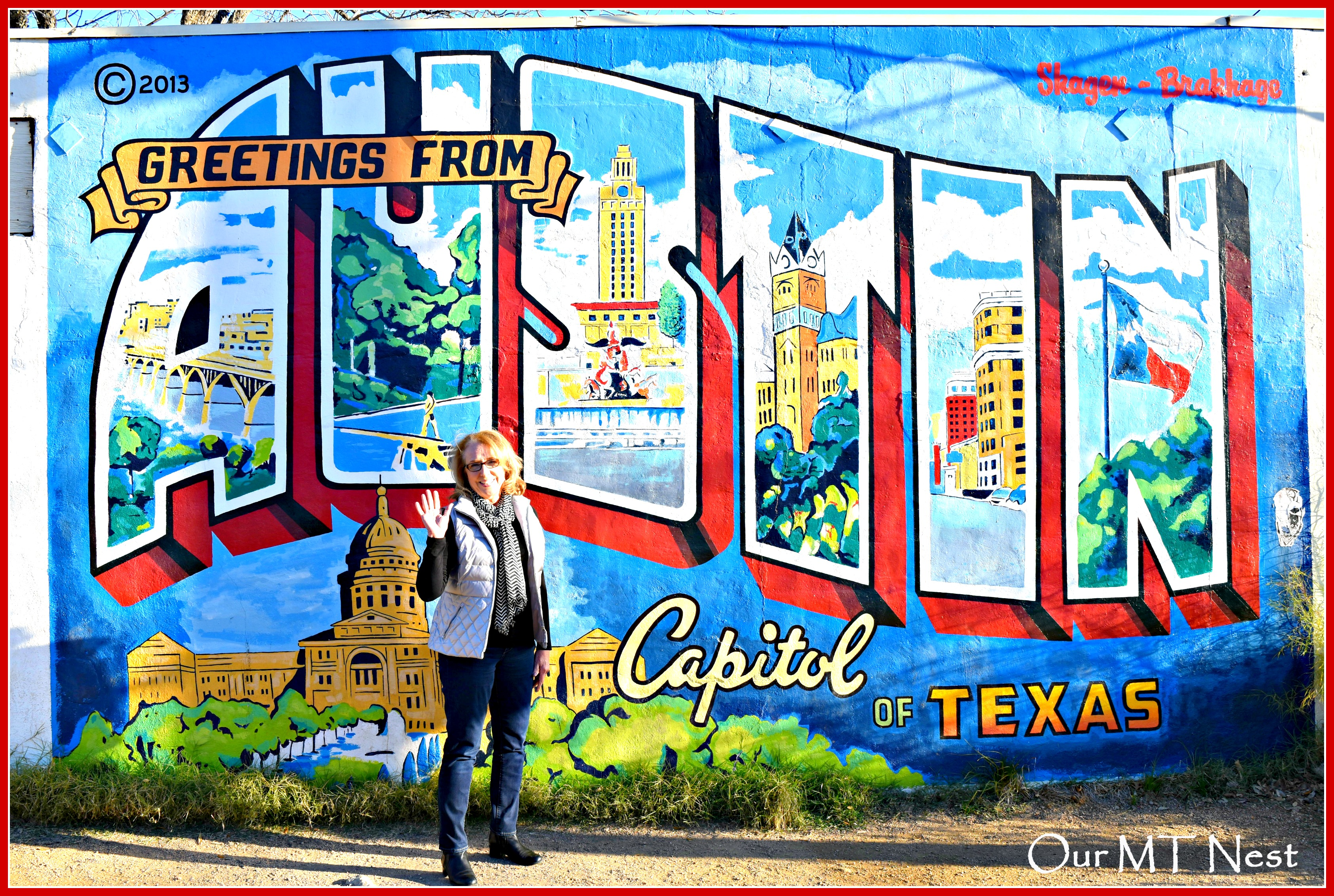 Travel diary greetings from austin greetings from austin texas we arrived here last tuesday and so far were really enjoying our austin explorations m4hsunfo