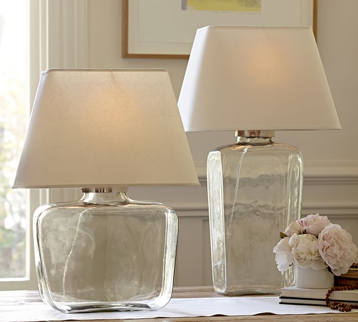 pb fillable jar - Fillable Lamp