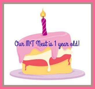 birthday cake title