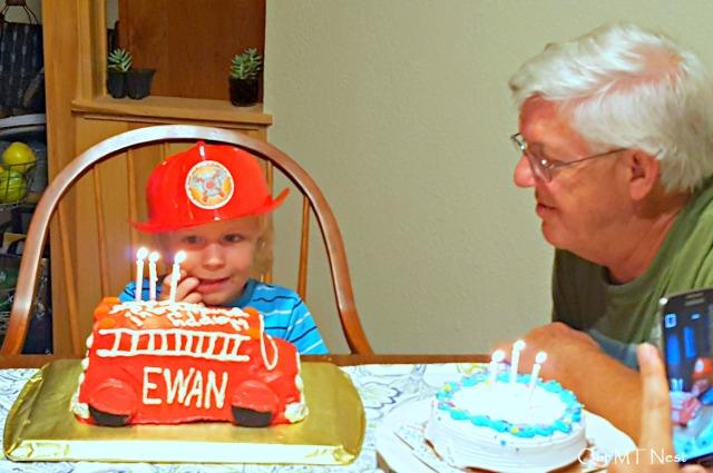 Ewan-Papa Mike eccw