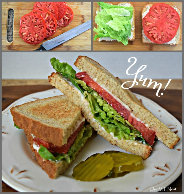 Sandwich Collage w
