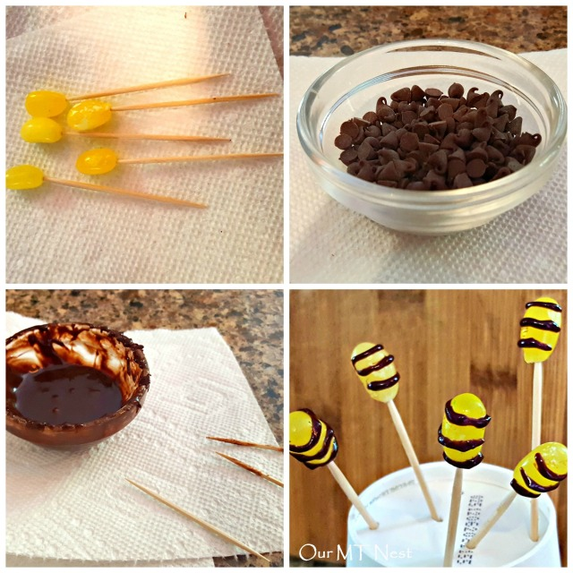 Bee Collage w